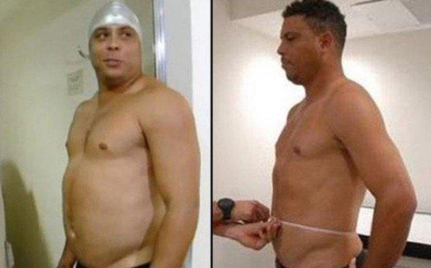 ronaldo kilolu e1355664662204 Ronaldo rejimde
